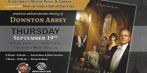 Red Carpet Event- Downton Abbey