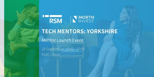Tech Mentors: Yorkshire - Mentor Launch Event