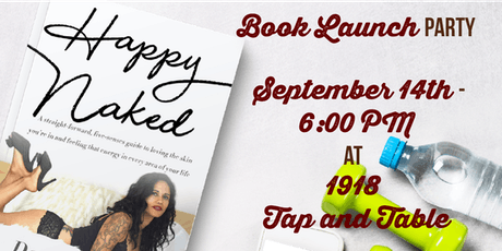 Happy Naked - Book Launch Party tickets