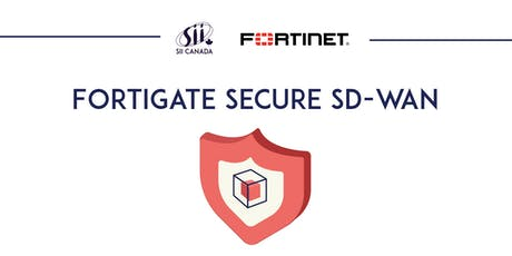 Fortigate Secure SD WAN billets