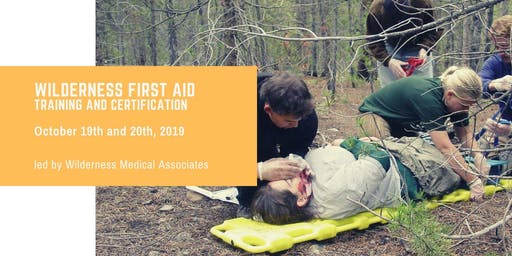 GOREC Learning Series - Wilderness First Aid (WFA) & Wilderness First Responder (WFR) Re-certification through Wilderness Medical Associates (WMA)