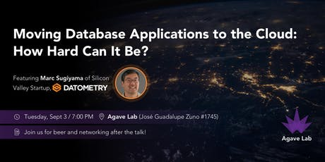 Moving Database Applications to the Cloud: How Hard Can It Be? tickets