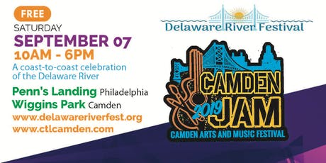 Delaware River Festival - featuring Camden Jam and more! tickets