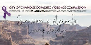 11th Annual City of Chandler Domestic Violence...