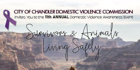 11th Annual City of Chandler Domestic Violence Commission Awareness Event tickets
