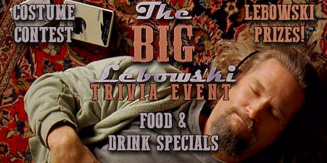 The Big Lebowski Trivia Event! tickets