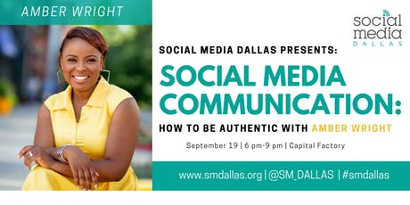 Social Media Communication: How To Be Authentic tickets