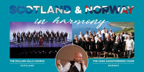 'SCOTLAND & NORWAY IN HARMONY' CONCERT tickets