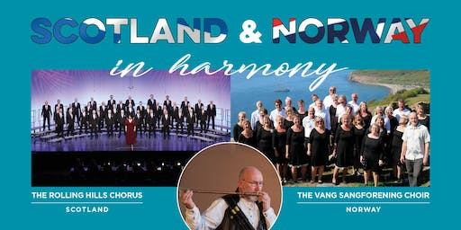 'SCOTLAND & NORWAY IN HARMONY' CONCERT