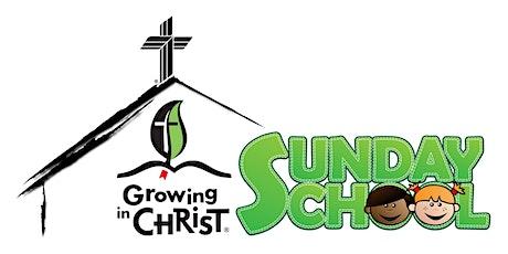 FLC's Sunday School tickets
