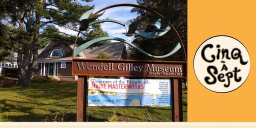 September Cinq À Sept at Wendell Gilley Museum