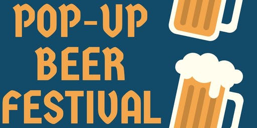 St Mary's Church Pop-up Beer Festival