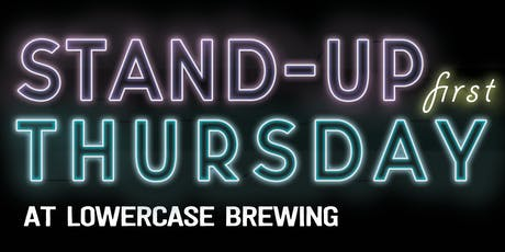Stand-Up Comedy: Lang Parker, Mike Masilotti, Birungi Birungi, & Travis Nelson live at Lowercase Brewing! tickets