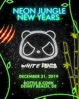 White Panda's Neon Jungle NYEVE Party