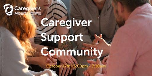 Caregiver Support Community