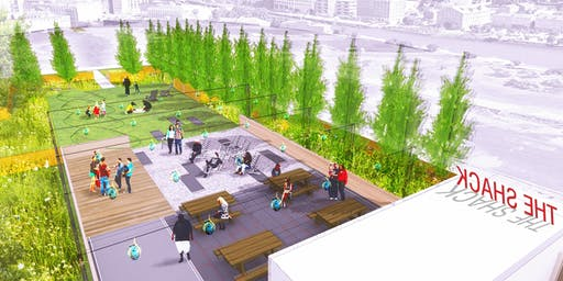 [DESIGN WEEK RI 2019] Cultivating the Urban Landscape: Three Strategies at Providence's Waterfront