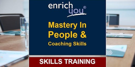 Mastery In People & Coaching Skills