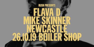 Rush presents Flava D & Mike Skinner