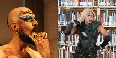 Terrifying Drag: Conversation with Faluda Islam and LaWhore Vagistan