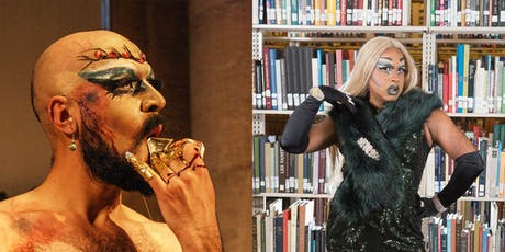 Terrifying Drag: Conversation with Faluda Islam and LaWhore Vagistan tickets