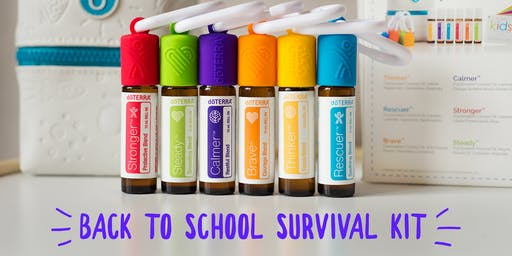 Back-to-School Survival