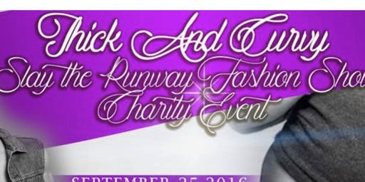 The Thick And Curvy Slay The Runway Fashion Show