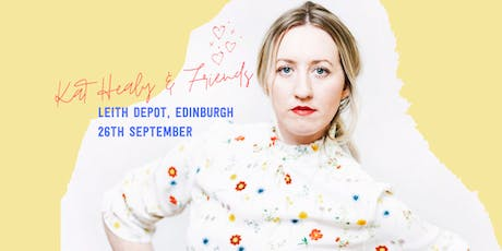 Kat Healy and Friends Live at Leith Depot tickets
