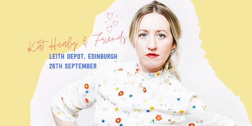 Kat Healy and Friends Live at Leith Depot