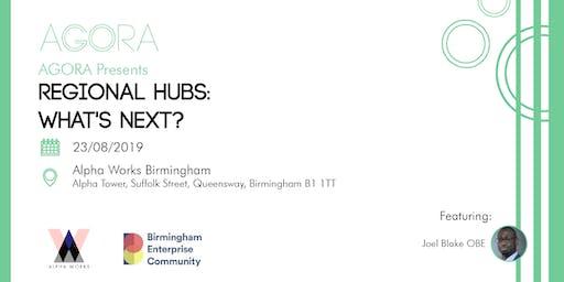 Regional Hubs: What's Next?