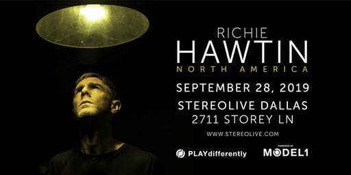 Richie Hawtin - Stereo Live Dallas