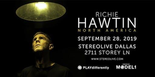 Richie Hawtin - Stereo Live Dallas