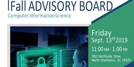 ECPI University CIS Advisory Board September 13th 2019 tickets