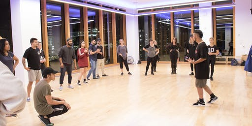For the Sole: Open Dance Session