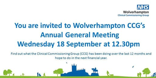 Wolverhampton CCG's Annual General Meeting