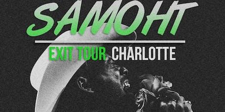 EXIT TOUR //CHARLOTTE  tickets