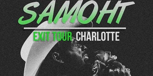 EXIT TOUR //CHARLOTTE