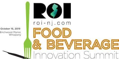 ROI-NJ Food & Beverage Innovation Summit