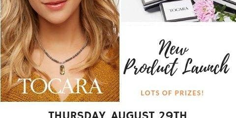 New Product Launch with over $800 in prizes.