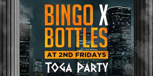Trap Bingo @ 2nd Fridays