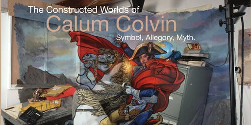 Publication Launch : The Constructed Worlds of Calum Colvin