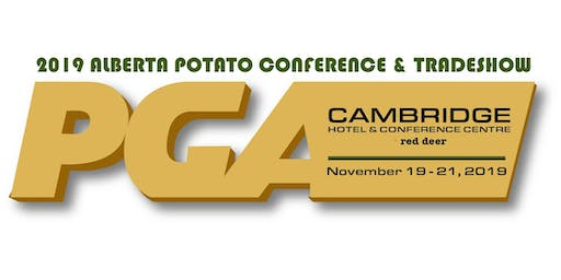 2019 ALBERTA POTATO CONFERENCE (Grower)