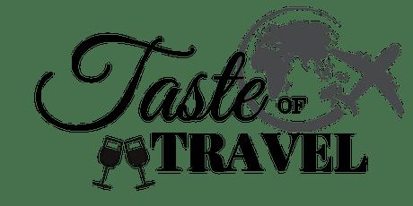 Taste of Travel tickets