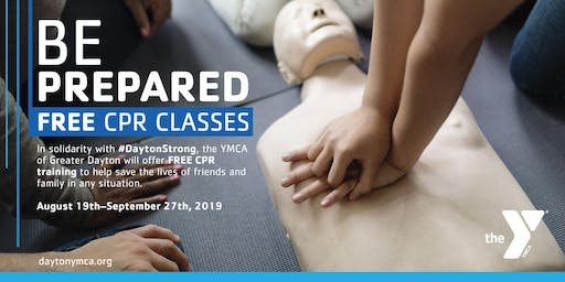 FREE CPR Training
