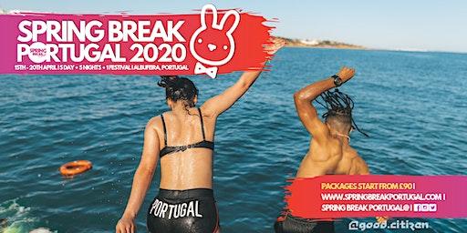 Spring Break Portugal 2020 (€)