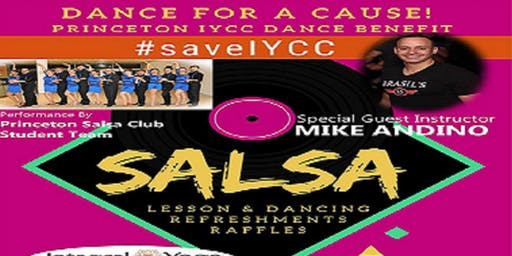 SALSA Dance Benefit for Princeton IYCC