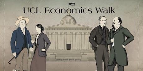 UCL Economics Walk  tickets