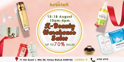 Hebeloft Warehouse Sale