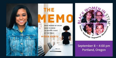 The Memo: What Women of Color Need To Know To Secure A Seat Book Tour tickets