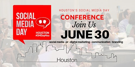 6th Annual Houston's Social Media Day Conference tickets