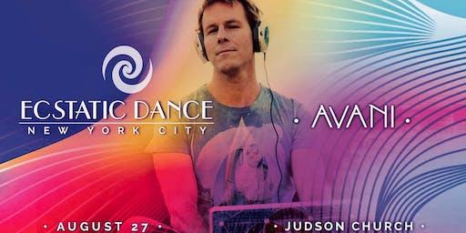 Ecstatic Dance :: AVANI :: Judson Church
